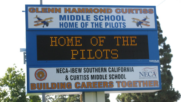 Curtis MS MArquee