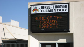 Hoover MS Marquee