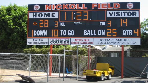 Beverly Hills HS Football