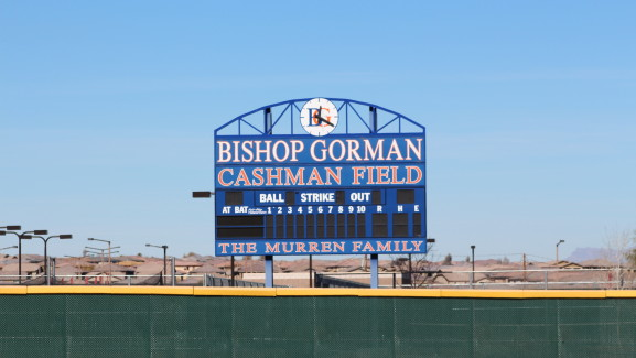 Bishop Gorman HS Baseball