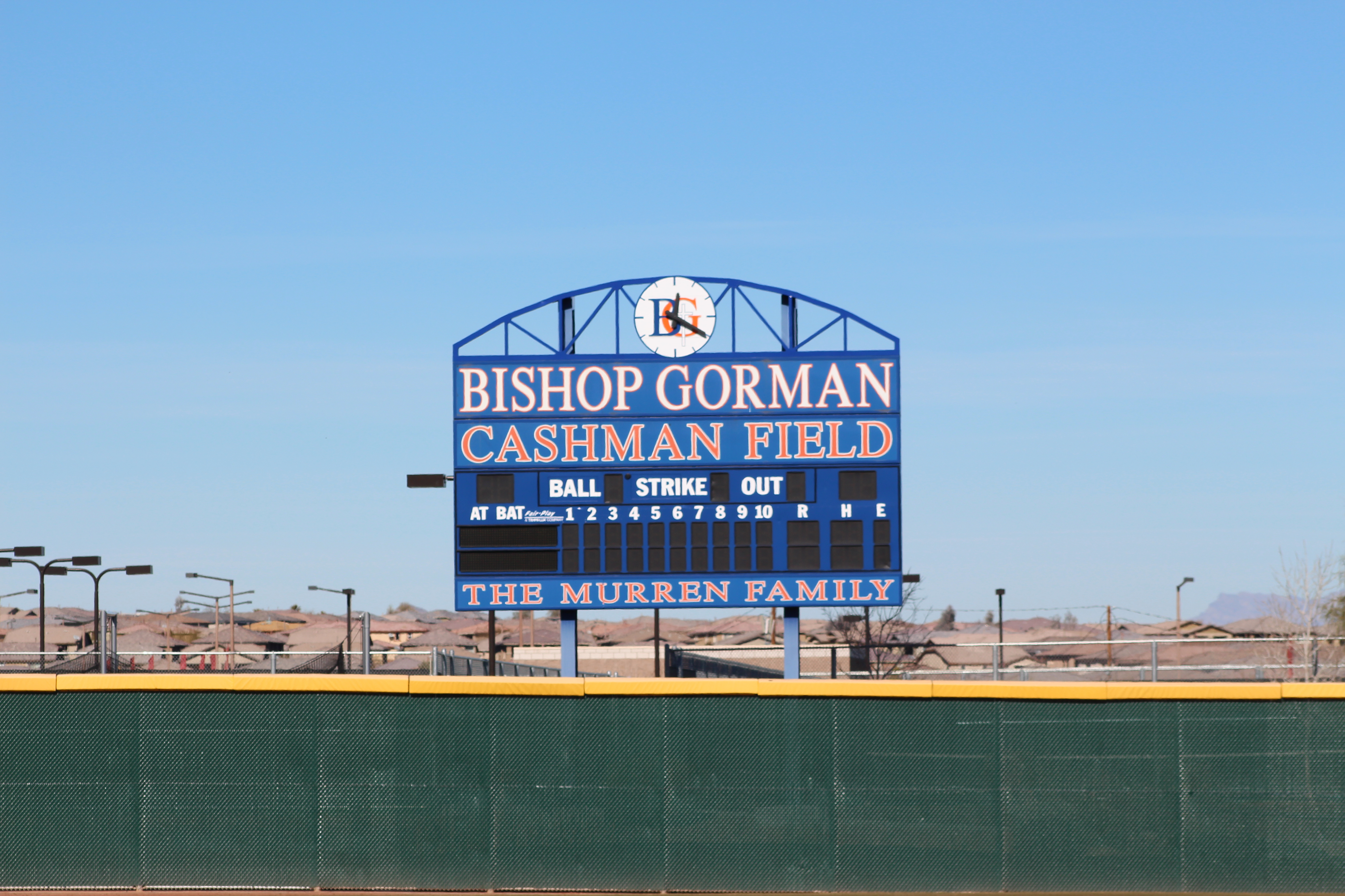 Bishop Gorman HS Baseball