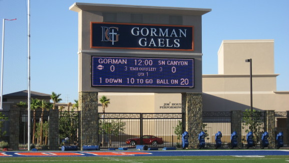 Bishop Gorman HS Football – 1