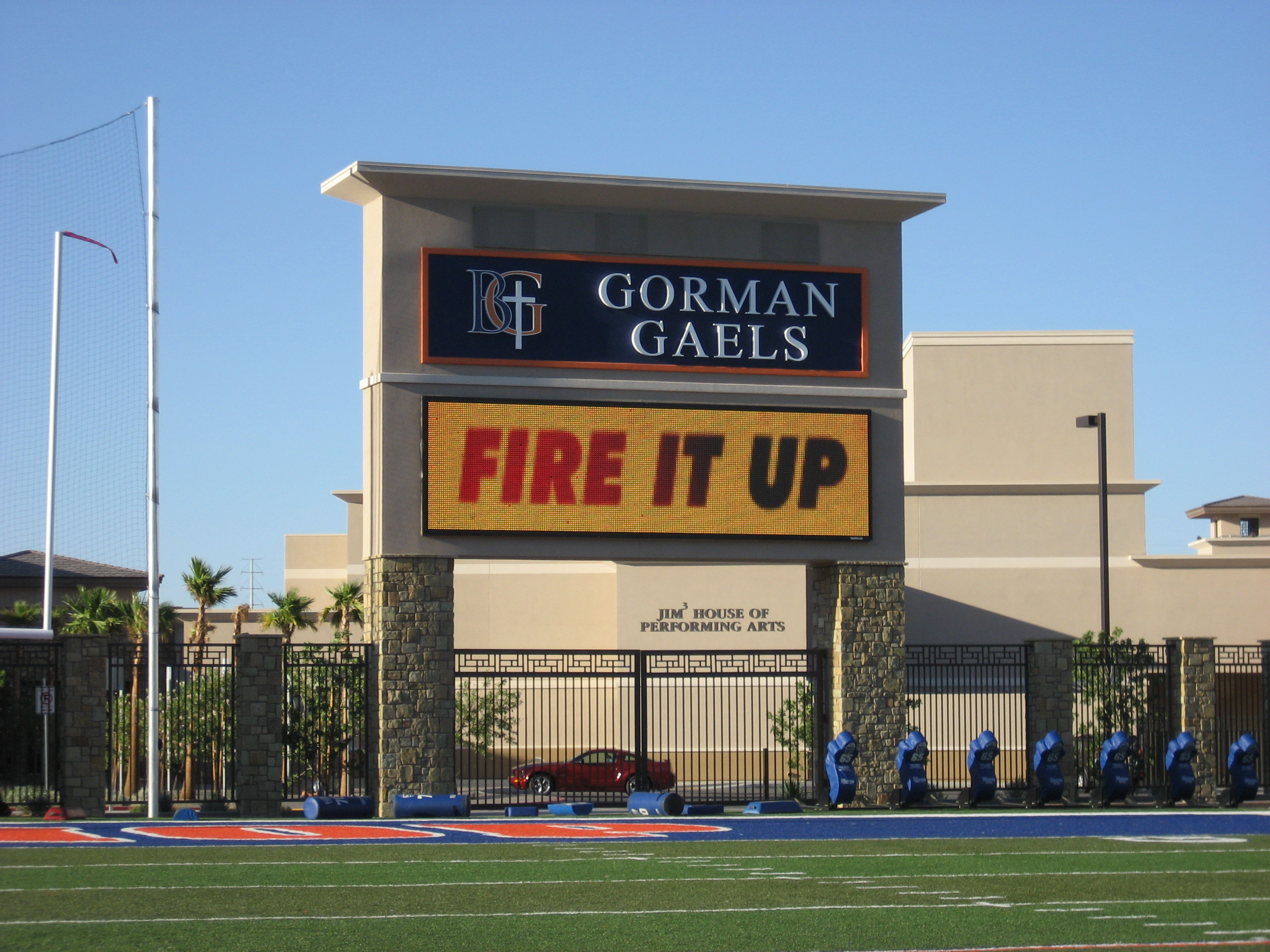 Bishop Gorman HS Football – 2