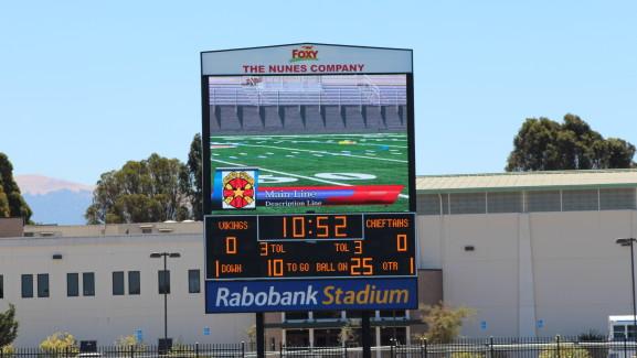 Rabobank Stadium Salinas – 1