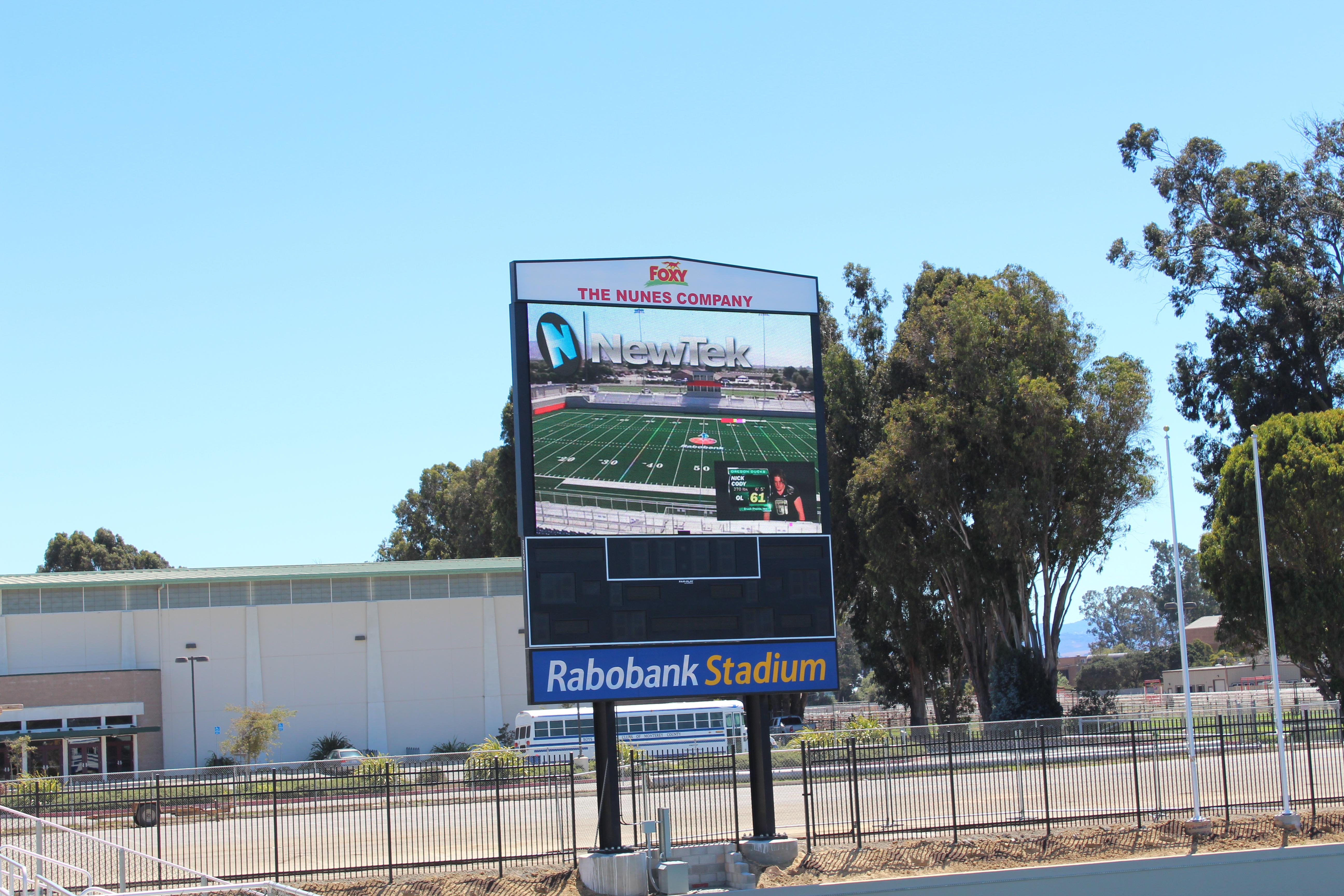 Rabobank Stadium Salinas – 2