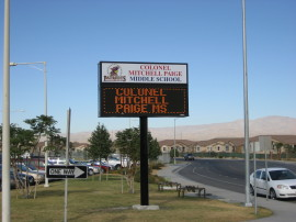 Colonel Page MS Marquee 3
