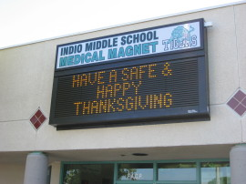 Indio MS Marquee 6