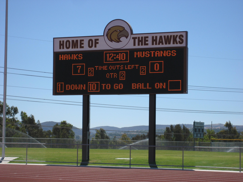 Laguna Hills HS Matrix Scoreboard5