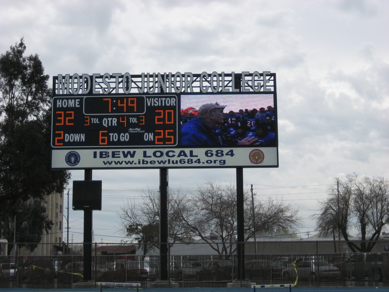 Modesto Jr. College Football6