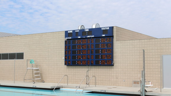 Santiago Canyon College Swimming10