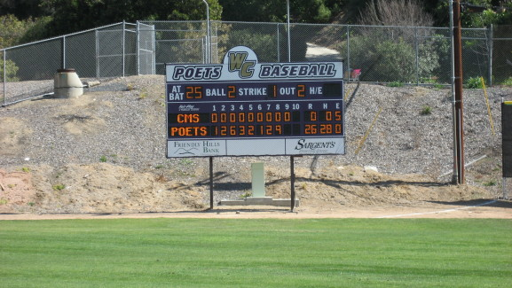 Whittier College Baseball13
